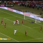 Piękna bramka Ronaldo dla Portugalii