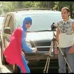 Superman trolluje ludzi