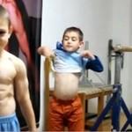 Codzienny trening najsilniejszych dzieciaków świata