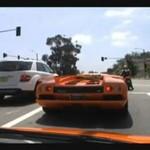 Super samochody z kierowcami idiotami
