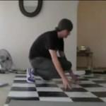 Kosztowna breakdance'owa wpadka