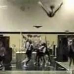 Wypadki z udziałem cheerleaderek!