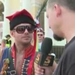 Europride 2010 - wywiad z uczestnikami i protestującymi