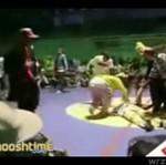 Autonokaut breakdancera - AUĆ!