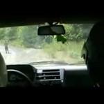 Polscy rajdowcy - nagranie z wnętrza samochodu!