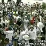Panamski festyn przerodził się w zamieszki