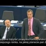 Nigel Farage o Donaldzie Tusku