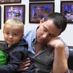 """""""Trick Shot Titus"""", czyli 3-letni mistrz koszykówki"""