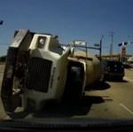 Tak wygląda wypadek oczami kierowcy