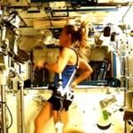 Bieganie w kosmosie - a robi się to tak...