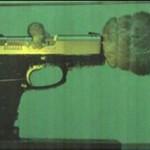 Strzelanie pod wodą - eksperyment!