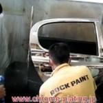 Chromowanie auta - tak działa w Azji!