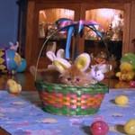 Ten kot świętuje Wielkanoc!