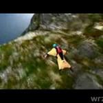 EKSTREMALNY base jumping