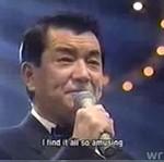 Japoński Frank Sinatra