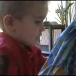 Cudowny prezent dla dziecka - powrót ojca