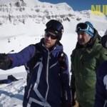 Najbardziej ekstremalny zjazd na snowboardzie