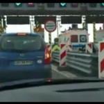 Karetka na autostradzie - SZOK!