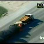 Pościg za ciężarówką - do końca!