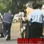 Kobieta potrącona przez samochód