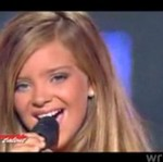 "Francuska edycja""Mam Talent"" - Caroline Costa"
