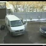 Kierowca PRZESTRASZONY śniegiem!