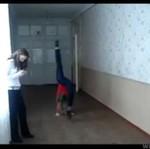 Wpadka cheerleaderki - Rosja