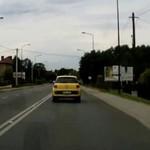 Kierowca z Żor próbuje spowodować kolizję