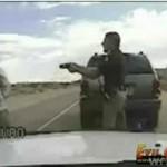 Policjant sterroryzował kierowcę paralizatorem