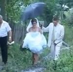 Tak wygląda wesele w Rosji