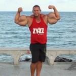 Olbrzymie (SZTUCZNE) mięśnie