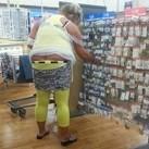 Najdziwniejsi klienci z Walmartu
