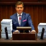 Poseł zgłosił 5901 poprawek do projektu budżetu