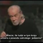 George Curlin o zarazkach