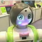 Wystawa robotów w Tokio
