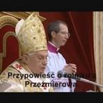 Papież opowiada kawał o rolniku z Przasnysza
