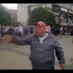 Awantura fanów Tuska- ostre!