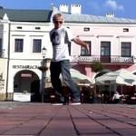 Michał Młocek - kapitalny tancerz z Krosna