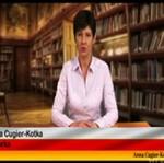 Aktorka Anna Cugier-Kotkażąda pieniędzy od Tuska i Kaczynskiego!