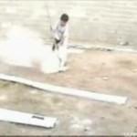 Eksplozja maszyny do czyszczenia dywanów