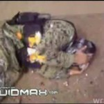 Żołnierz ostrzelany podczas rozgrywki paintballowej