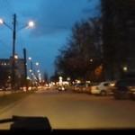 """Kierowca BMW skręca """"w lewo"""""""