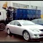 Źle zaparkowałeś? W Rosji się z takimi nie bawią...