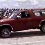 Pokaz hip-hopowych aut