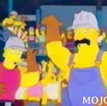 """Wątek gejowski w """"Simpsonach"""""""