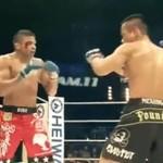Najlepsze momenty w MMA 2013 roku