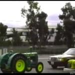 Traktor stanął ci na drodze?