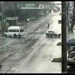 Wypadek, który wykoleił tramwaj