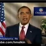 Barack Obama został prezydentem USA!