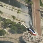 Akrobacje helikopterem - Chuck Aaron